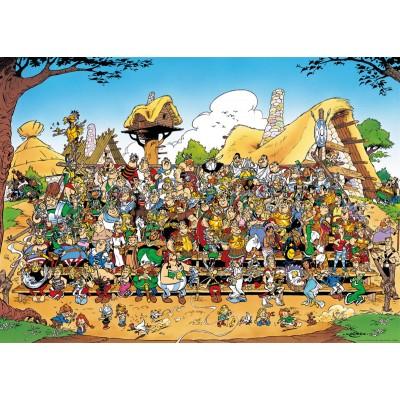 Puzzle Ravensburger-15434 Astérix et Obélix :  Photo de Famille