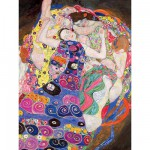Puzzle  Ravensburger-15587 Gustav Klimt : Jeunes femmes