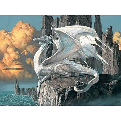 Puzzle Ravensburger-15696 Dragon