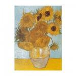 Puzzle  Ravensburger-15805 Van Gogh : Les Tournesols