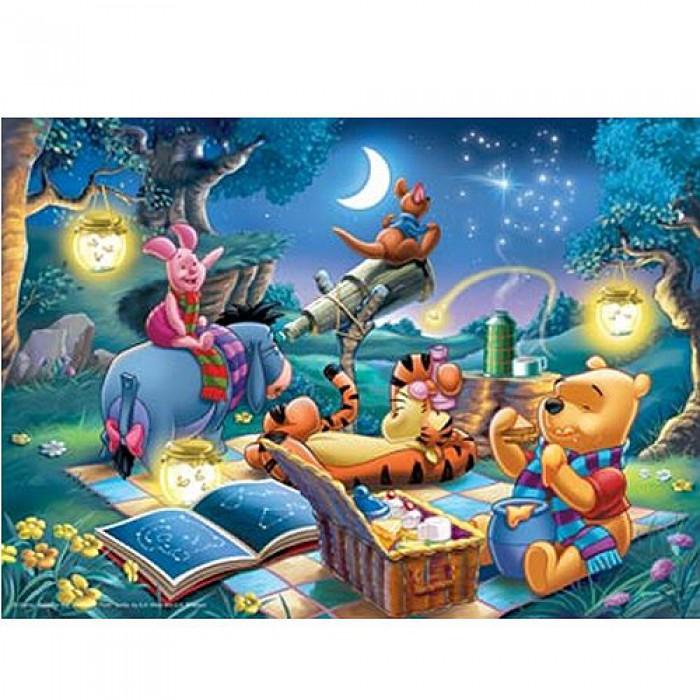 Winnie l'Ourson : Observation des étoiles