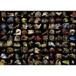 Puzzle  Ravensburger-15983 99 Animaux Superbes