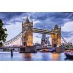 Puzzle  Ravensburger-16017 La Belle Ville de Londres