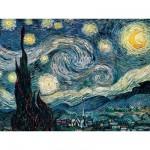 Puzzle  Ravensburger-16207 Van Gogh : La nuit étoilée