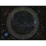Puzzle  Ravensburger-16213 Carte de l'Univers