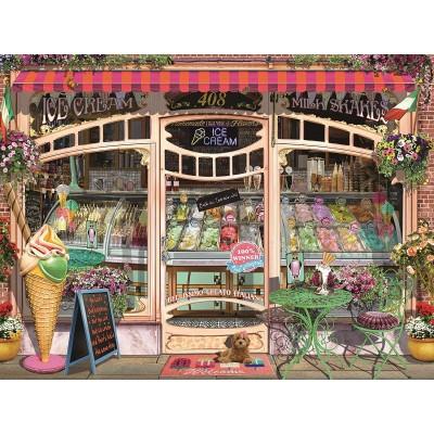 Puzzle Ravensburger-16221 Ice Cream Shop