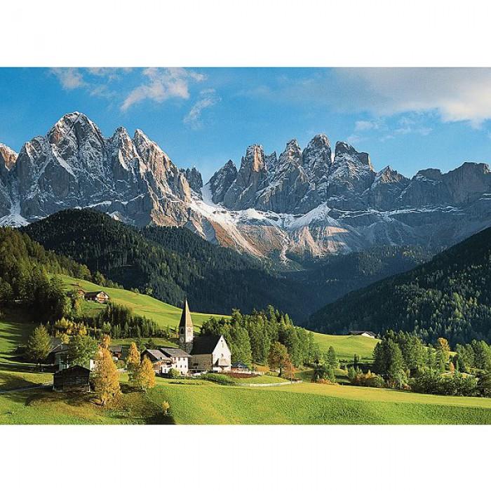 Les dolomites, Italie
