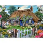 Puzzle  Ravensburger-16297 Cottage Howard Robinson