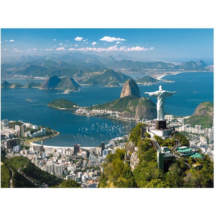 Vue de Rio