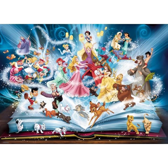 Livre Magique de Disney