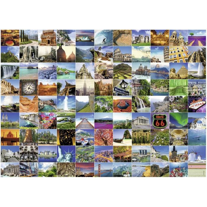 99 plus beaux endroits du monde