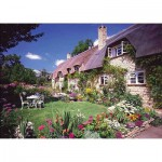 Puzzle  Ravensburger-16352 Cottage on Bredon Hill