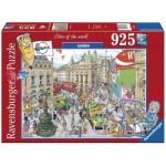 Puzzle  Ravensburger-16432 Londres