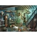 Ravensburger-16435 Escape Puzzle - La Cave de la Terreur