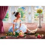 Puzzle  Ravensburger-16448 Rêve de Ballerine