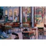 Puzzle  Ravensburger-16449 Pause Café