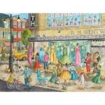 Puzzle  Ravensburger-16459 L'Avenue de la Mode