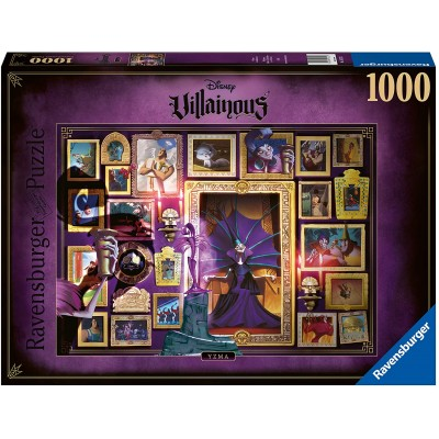 Puzzle Ravensburger-16522 Yzma - Disney Villainous