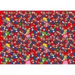 Puzzle  Ravensburger-16525 Challenge - Super Mario