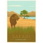 Ravensburger-16540 Puzzle Moment - Safari