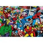 Puzzle  Ravensburger-16562 Challenge - Marvel