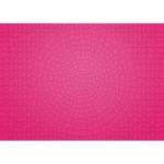 Puzzle  Ravensburger-16564 Challenge - Krypt Pink