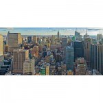 Puzzle  Ravensburger-16708 Vue sur New York