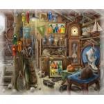 Ravensburger-16881 Exit Puzzle - The Attic