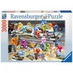 Puzzle  Ravensburger-17064 Gelini
