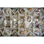Puzzle  Ravensburger-17429 Michel Ange : La Chapelle Sixtine