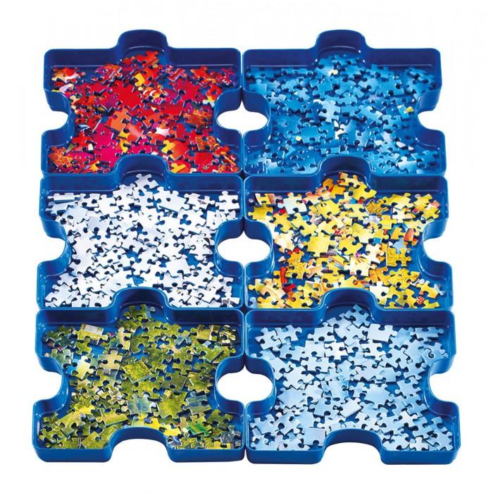 6 boîtes de tri : Sort Your Puzzle