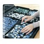 Ravensburger-17962 Porte-puzzle de 300 à 1000 pièces + Trieurs de pièces