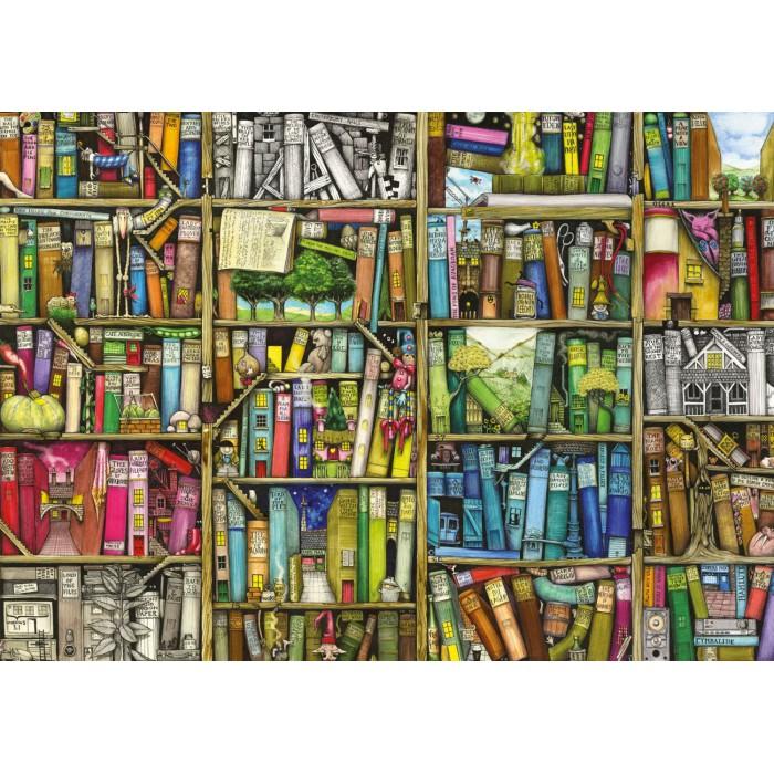Colin Thompson: Bibliothèque Magique