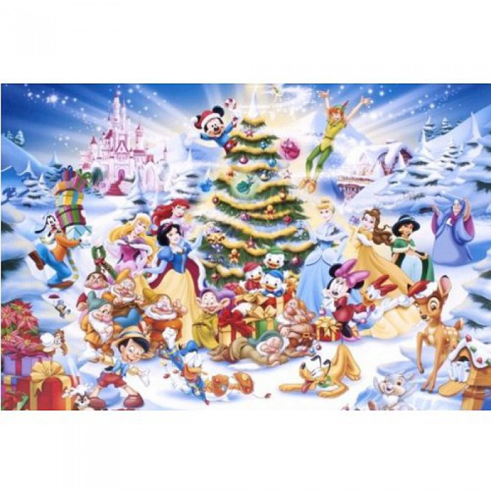Noël avec Disney