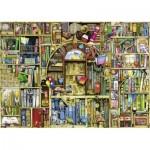 Puzzle  Ravensburger-19418 Colin Thompson : Bibliothèque Magique 2