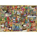 Puzzle  Ravensburger-19468 Colin Thompson : Le Placard de Noël