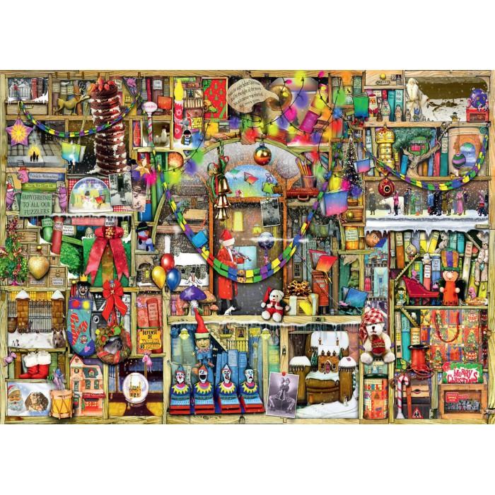 Colin Thompson : Le Placard de Noël