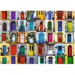 Puzzle  Ravensburger-19524 Doors
