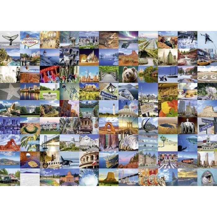 99 Beautiful Places USA/Canada