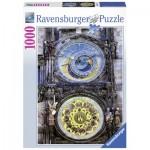 Puzzle  Ravensburger-19739 Prague - Horloge Astronomique