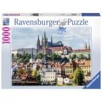 Puzzle  Ravensburger-19741 Château de Prague