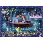 Puzzle  Ravensburger-19745 Disney - Ariel, la Petite Sirène