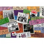 Puzzle  Ravensburger-19751 The Beatles