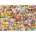 Puzzle  Ravensburger-19772 Emoji