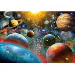 Puzzle  Ravensburger-19858 Planètes