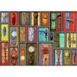 Puzzle  Ravensburger-19863 Poignées Antiques