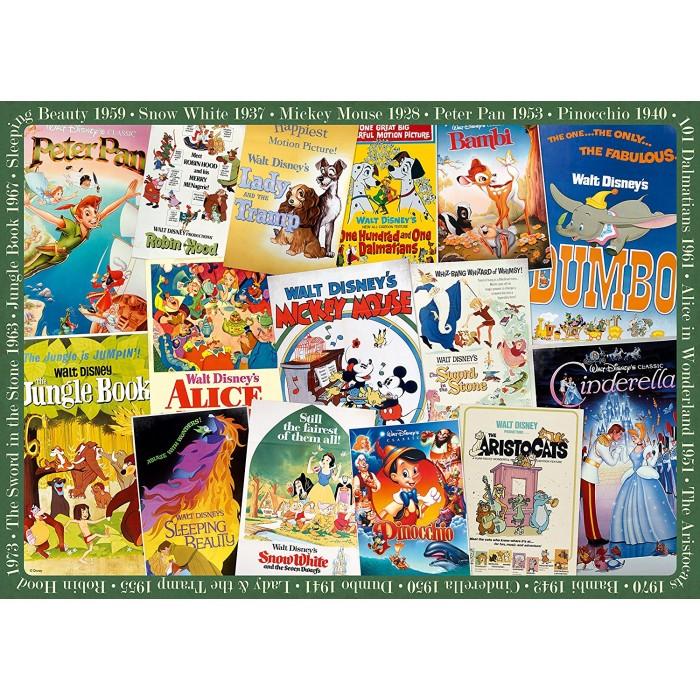 Posters Vintage Disney
