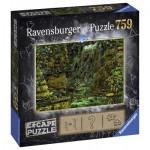 Ravensburger-19957 Escape Puzzle - Ankor Wat