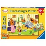 2 Puzzles - Kid e Cats