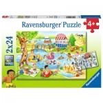 2 Puzzles - Loisirs au Lac
